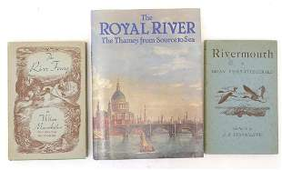 Books: Three books on the subject of rivers titles to