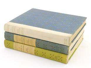 Books: Three books by John Hadfield titles comprising A