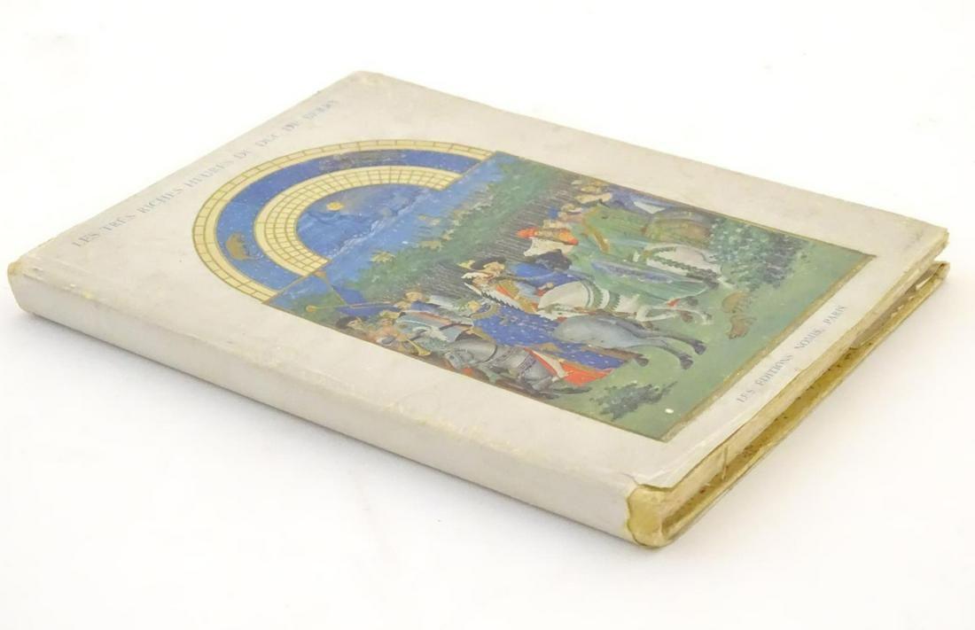 Book: Les Tres Riches Heures du Duc de Berry, published