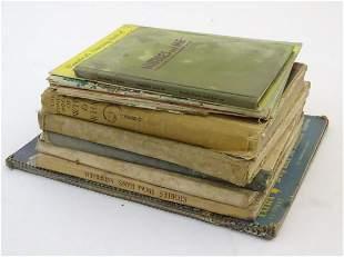 Books: A quantity of children's book comprising Nibbles