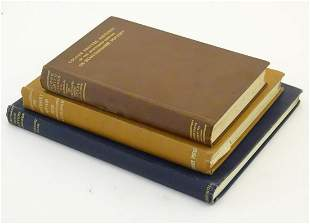 Books: Three titles on the subject of ceramics