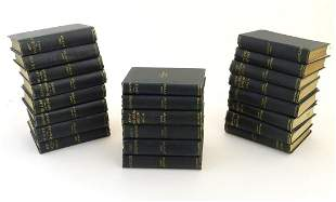 Books: A large quantity of books by Lord Lytton,