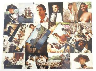 A collection of film stills from the 1984 film The
