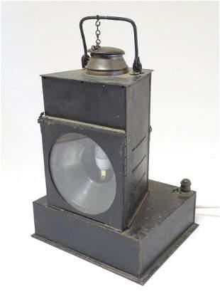 A Lamp Manufacturing & Railway Supplies Ltd, London,