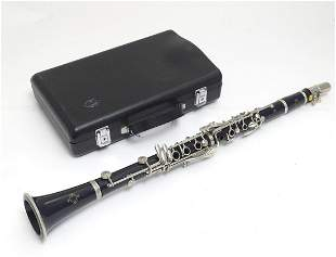A mid to late 20thC Bb Clarinet by Buffet Crampon,