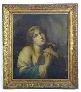 After Jean Baptiste Greuze (1725-1805), 19th century,