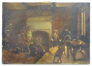 After Ernest Crofts (1847?1911), Oil on canvas,