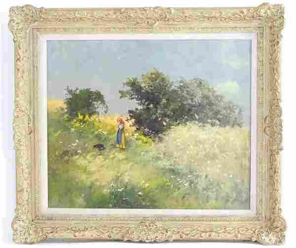 Antal Neogrady (1861-1942), Hungarian School, Oil on
