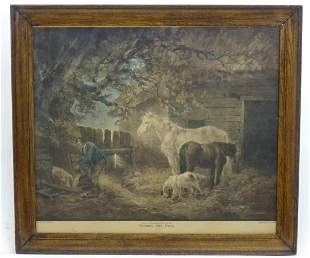 J. R. Smith, After George Morland (1763-1804),