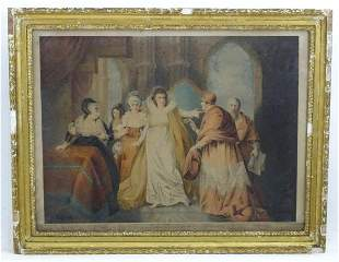 After Matthew William Peters (1742-1814), Coloured