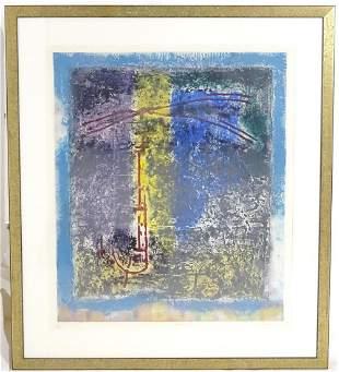 Mark Andrew Godwin (b. 1957), Limited edition colour