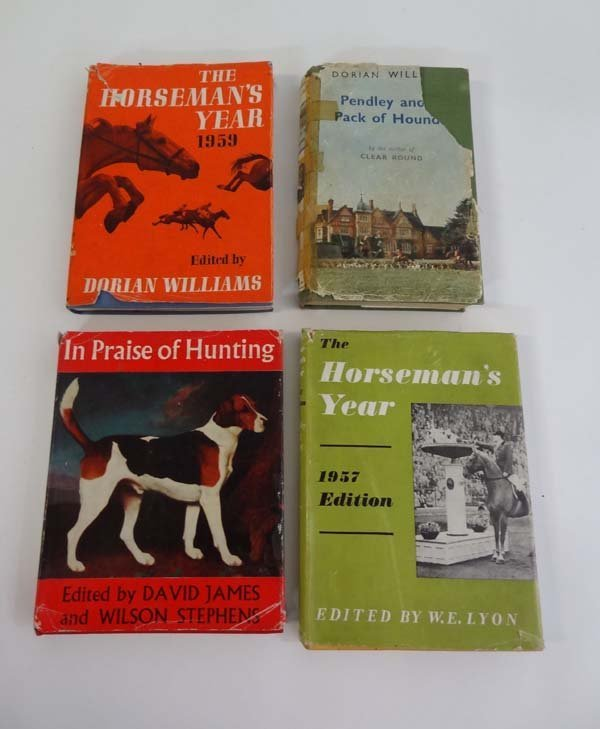 19: Books : Dorian Williams Pendley and a Pack of Hound