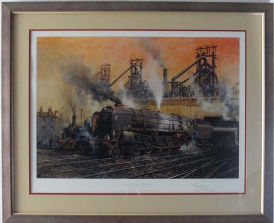 19: Terence Tenison Cuneo ( 1907-1996) Limited edition
