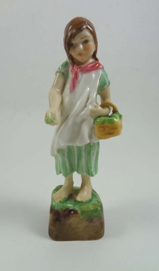 364: A Royal Worcester figurine by Freda Doughty entitl