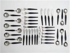 95: Vintage Retro : Cutlery a stainless steel 'Sanderso