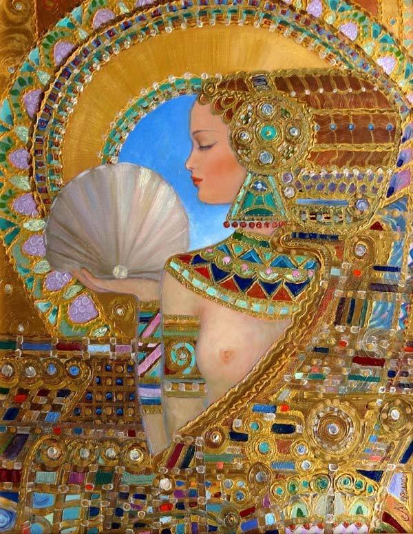 Evgeni Marinkov (b.1964), Russian School Oil on canvas