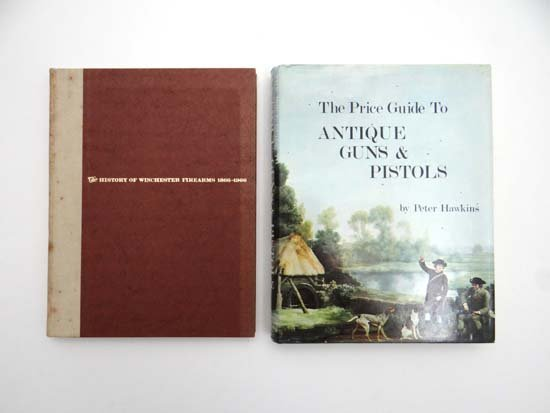 Books : Peter Hawkins The Price Guide to Antique Guns a