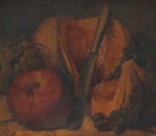 Circle of St. George Hare XIX Oil on canvas Still life