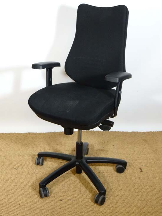 Retro a Danish RBM Model 820 office chair in