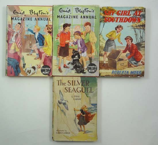 Books : Enid Blyton Magazine Annual Nos 2 and 3,