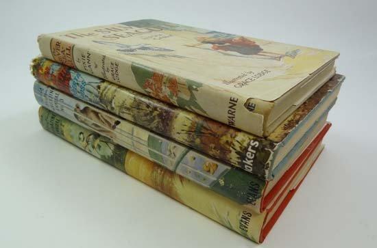 Books : Enid Blyton Magazine Annual Nos 2 and 3, - 2