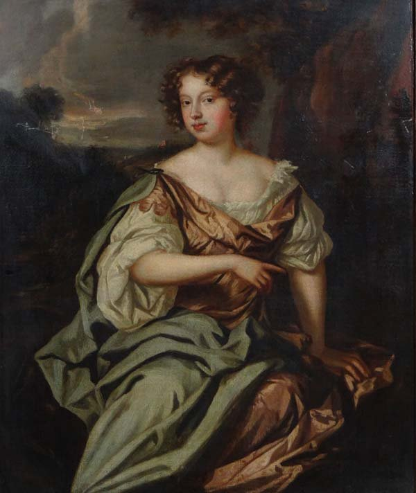 After Sir Peter Lely (late XVII / early XVII) British