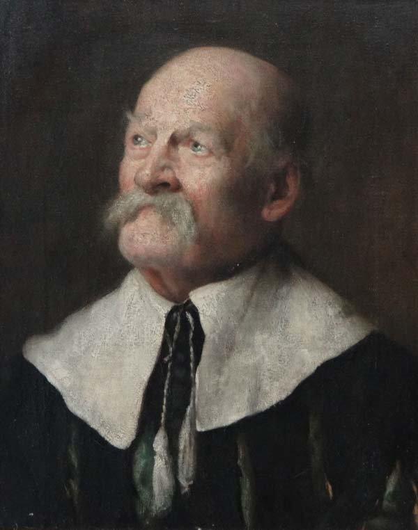 Constance  M. Bright (Fl.1905 -1937) Oil on canvas