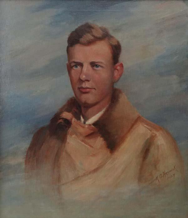 Margaret Cox Herrick (1865-1950), American School,  Oil