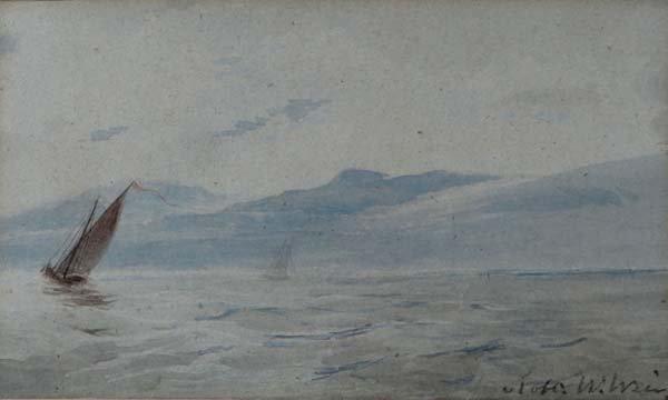 Robert Walter Weir (1803-1889) American Hudson River