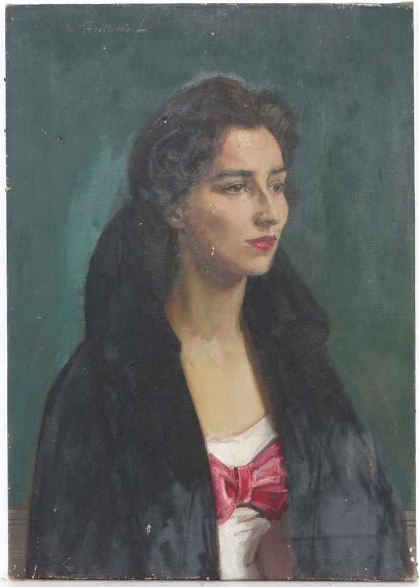Robin Craig Guthrie (1902-1971) British Oil on canvas P