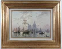 Vladimir Belsky (b.1949), Russian School Oil on canvas