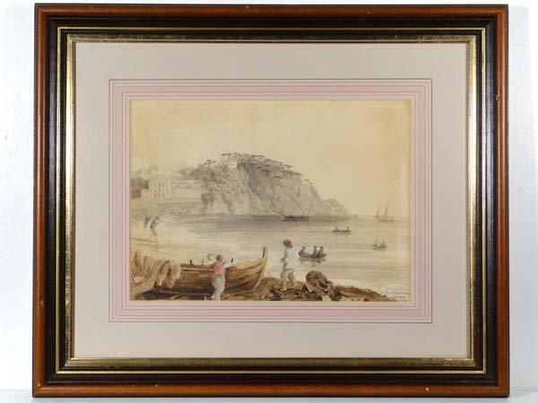 Sydney Smirke (1799-1877) RA North Italian School