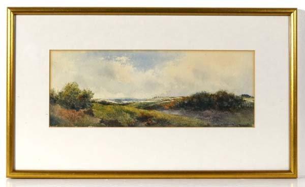 Cecil Myddleton XIX-XX Watercolour and Gouache