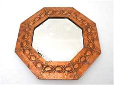 Arts and crafts  An embossed and punched octagonal