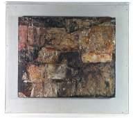 William Ernst Burwell (1911-?) Modern British Mixed me