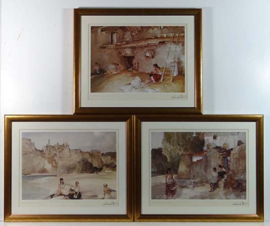 After Sir William Russell Flint RA, PRWS, (1880-1969) - 2
