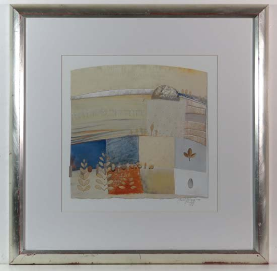 Sarah Lugg (XX) Signed print ' Silver Moon ' Signed and