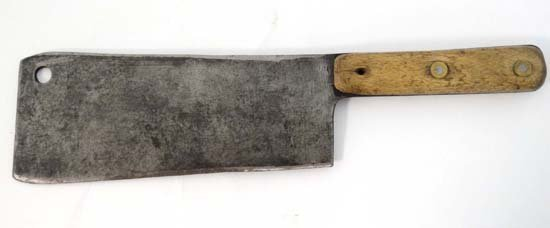 A Martindale of Birmingham machete No. 227 with canvas - 6