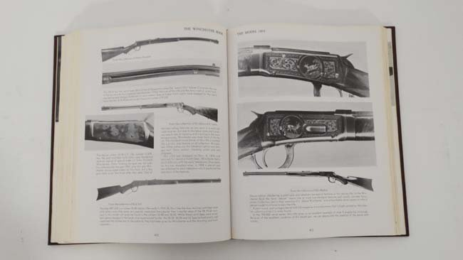 Book: A signed copy of '' The Winchester Book 1 of 1000 - 2