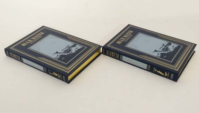 Books: Two Limited Edition Blue Water Classics books by