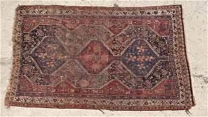 Rug / Carpet : an antique Caucasian rug , probably a