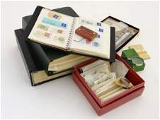 A quantity of assorted stamps, Albums, letters etc,