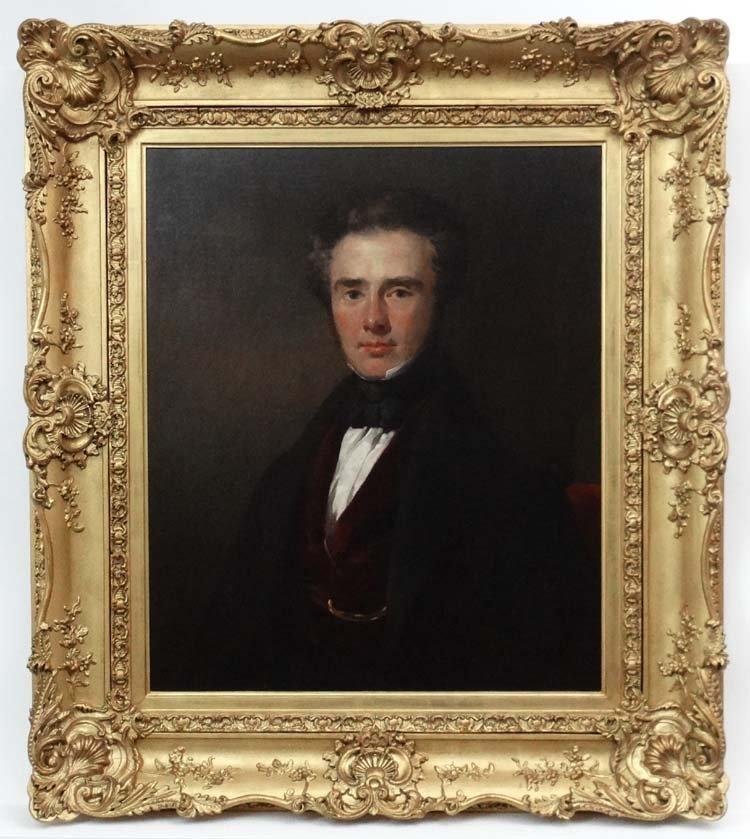 Sir Henry Raeburn R A , PRSA Edinburgh ( 1756-1823 )Oil