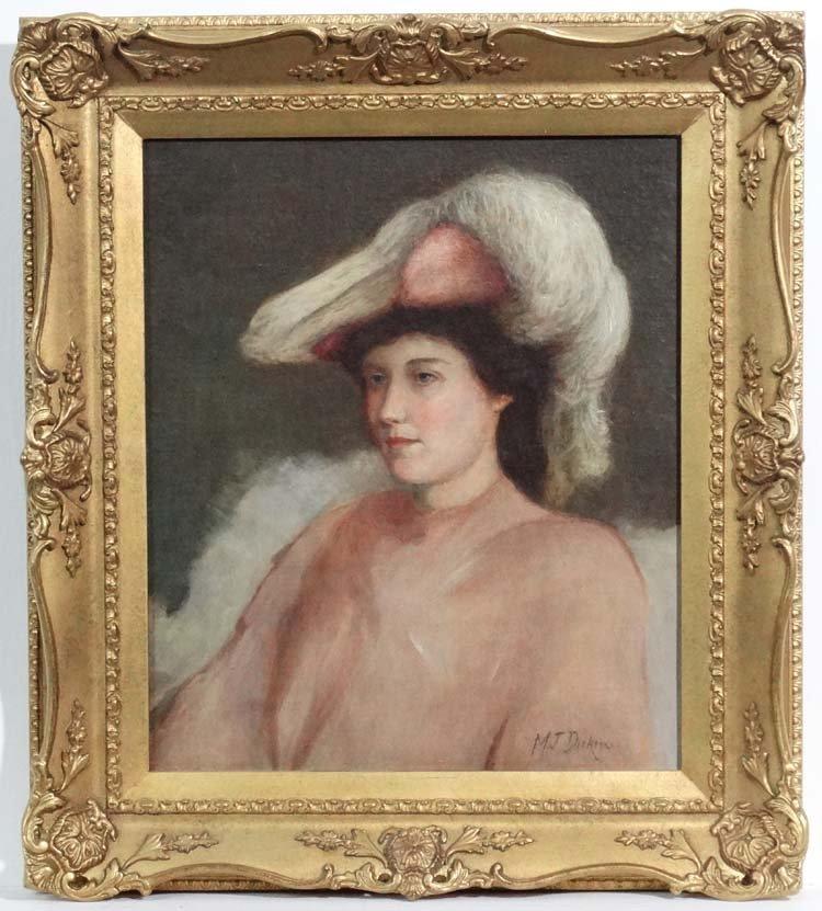 Margaret Dicksee (1858-1903)[ Sister of Sir Frank