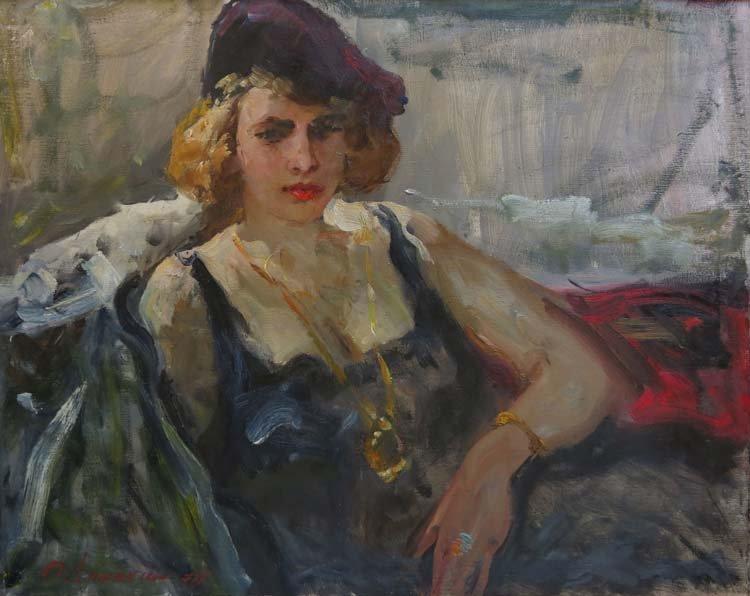 Oleg Leonidovich Lomakin   (1924-2010), Russian