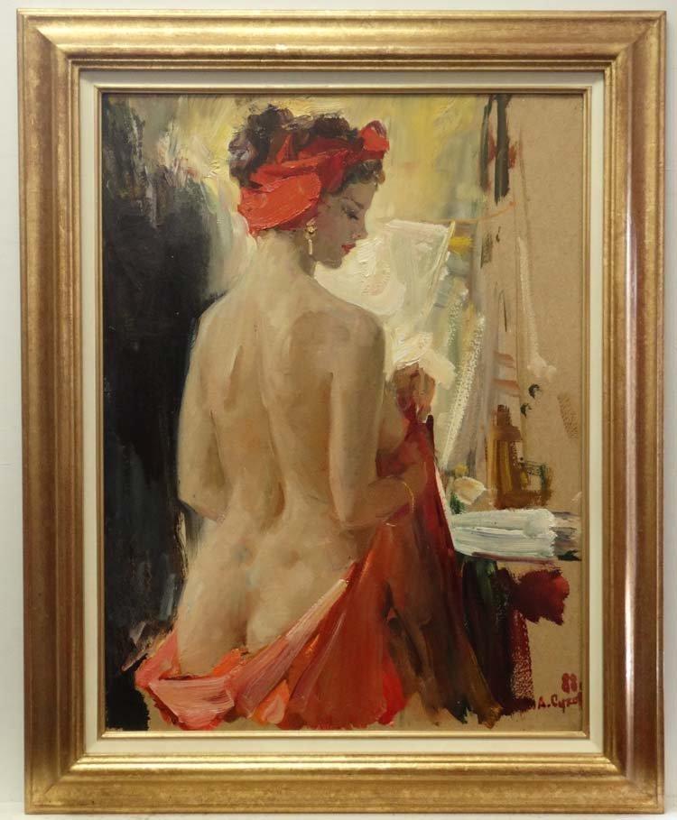 Anatoli Ivanovitch Soukhorukikh  (b.1935), Russian