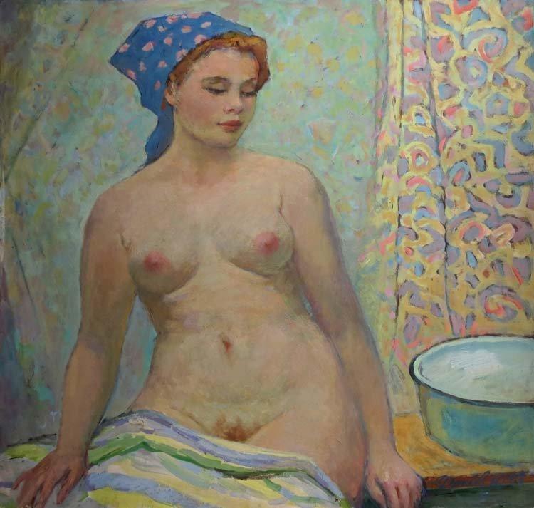 Youri Leonidovich Frolov (1925-1998), Russian