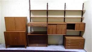 Vintage Retro  A Danish   PS Systems Danish Furniture