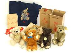 A collection of 4   Steiff  teddy bears to include