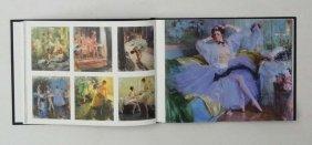 Konstantin Razumoz : A Hard Bound Book With Artist's